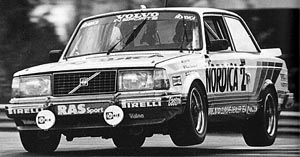 1983 Volvo 242 Group-A Turbo