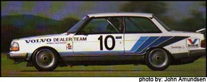 1983 Volvo 242 Group A Turbo